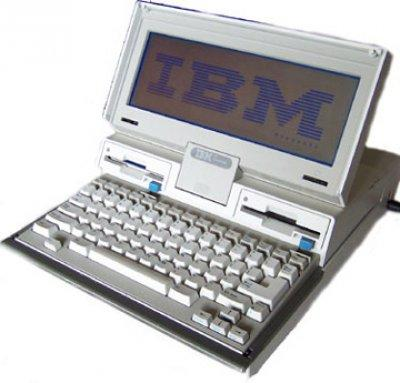 IBM PC Convertible